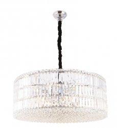 LAMPA WISZĄCA KRYSZTAŁOWA PUCCINI P0268 MAXLIGHT 80 CM