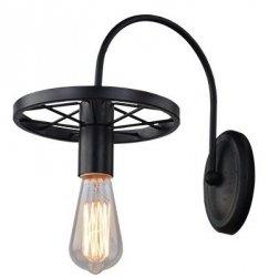 AZZARDO RANCH WALL MB71192-1 LAMPA ŚCIENNA KINKIET