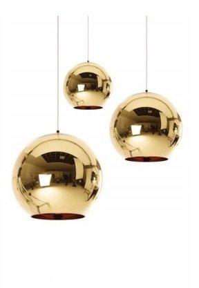 Http Lampystudio Pl Lampa Wiszaca Bolla Up Gold 35 Szklo