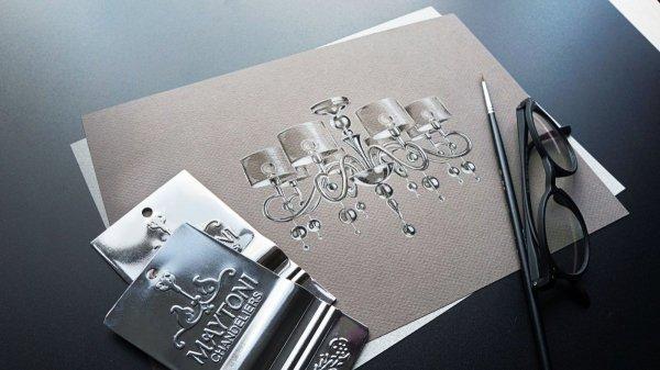 NOWOCZESNY KINKIET ŚCIENNY GLAMOUR MAYTONI BUBBLE DREAMS MOD603-01-N