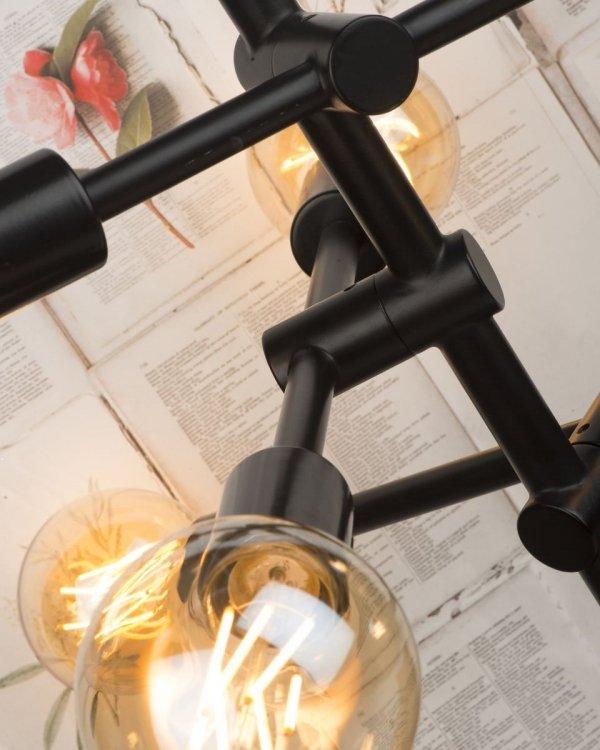 LAMPKA STOŁOWA NASHVILLE/T/B CZARNA ITS ABOUT ROMI