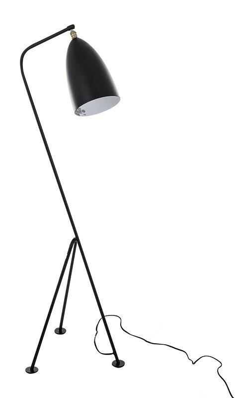 LAMPA PODŁOGOWA STOJĄCA LEVIGNE ITALUX MLE3058/1-BK