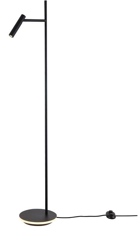 NOWOCZESNA LAMPA PODŁOGOWA LED 8W ESTUDO Z010FL-L8B3K