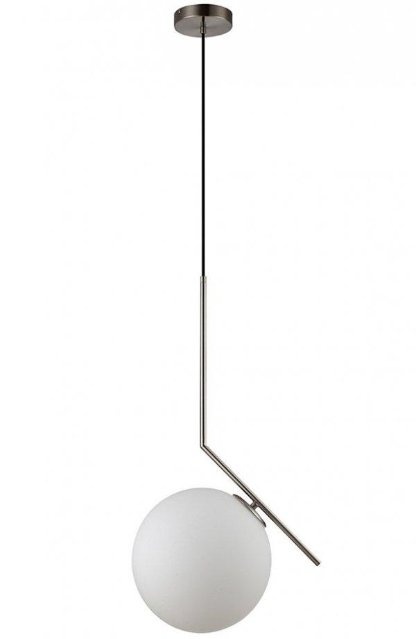 lampy wiszące do łazienki kule
