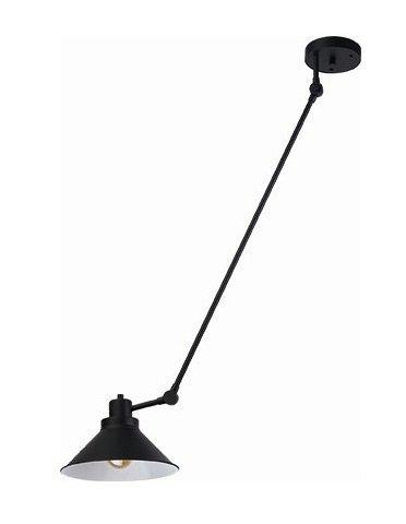 NOWODVORSKI TECHNO 9144 BL/WH LAMPA WISZĄCA SUFITOWA LOFT