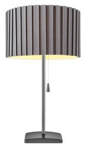 LAMPA STOŁOWA NOCNA AZZARDO PENELOPA TABLE GRAY BP-2530-GR