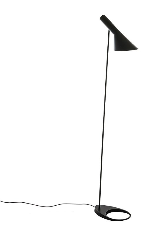 Lampa Podłogowa Stojąca Volta Italux Mle30201 Black