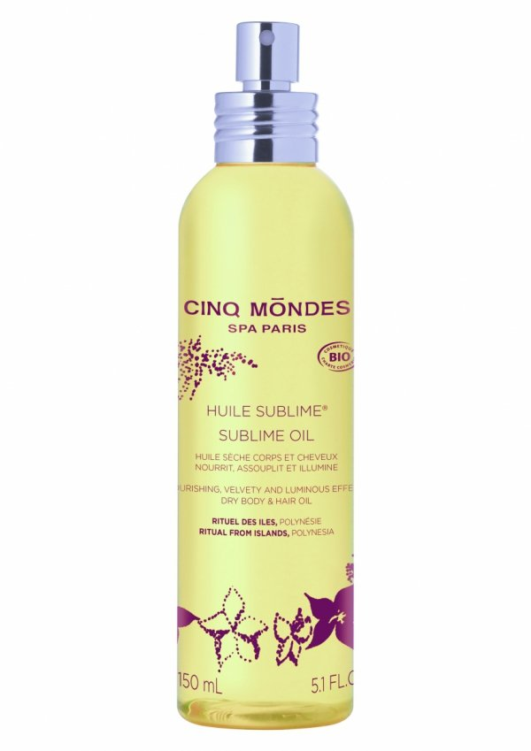 Sublime body&hair oil/Luksusowy olejek do ciała i włosów