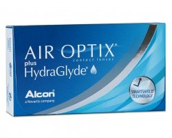Air Optix Plus Hydraglyde ( 4 x 6 Stk.) Alcon