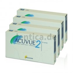 Acuvue2 , 4 x 6 Stck.