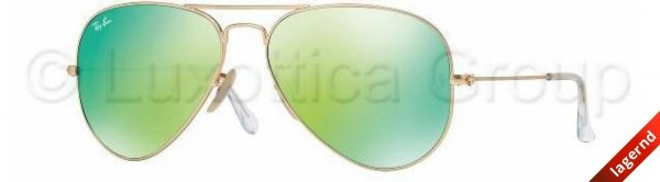 Ray-Ban RB 3025 112/19, 58-14 AVIATOR LARGE METAL