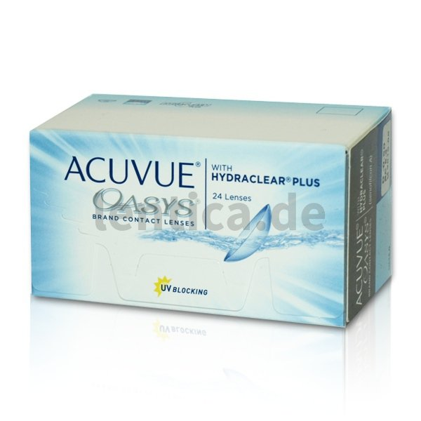 Acuvue oasys with Hydraclear Plus ,1 x 24 Stck .  Neu