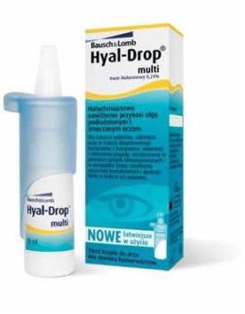 Hyal - Drop multi 2 x 10 ml