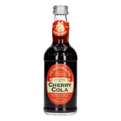 Fentimans Cherrytree Cola - Napój 275 ml