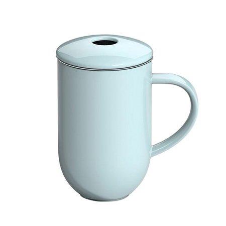Loveramics Pro Tea - Kubek z zaparzaczem 450 ml - River Blue