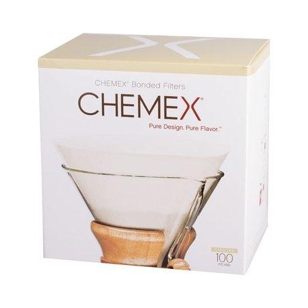 Chemex filtry papierowe okrągłe 6, 8, 10 filiżanek