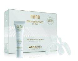 Zestaw Nano Whitewash Tooth Sensivity Serum KIT 30ml + nakładki