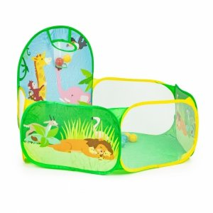 Suchy basen namiot dla dzieci 50 piłek