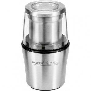 Młynek do kawy Clatronic PC-KSW 1021 (200W; udarowy; kolor srebrny)