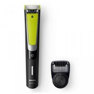 Trymer do brody, do ciała Philips QP6505/21 OneBlade Pro (kolor limonkowy)
