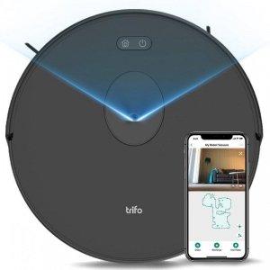 TRIFO+ Black  Robot z monitoringiem wideo