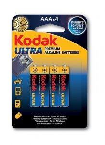 Kodak Ultra Premium Jednorazowa bateria AAA Alkaliczny