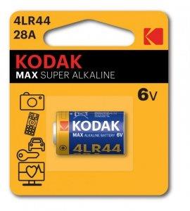 Kodak MAX 28A 4LR44 Jednorazowa bateria Alkaliczny