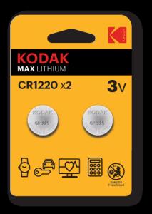 Kodak CR1220 Jednorazowa bateria Lit