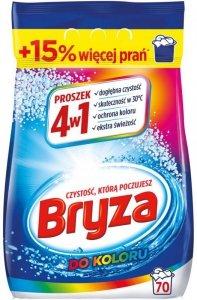 BRYZA  Proszek do prania 4w1 Kolor 4,55kg