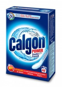 CALGON Proszek Odkamieniacz do pralki 1kg