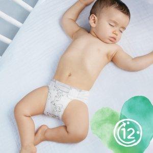 Pampers Pure Protect Newborn Rozm. 1, 2-5kg,35szt