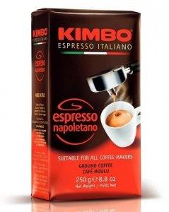 Kimbo Espresso Napoletano 250 g Kawa mielona