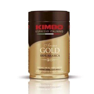 Kimbo Aroma Gold 100% Arabica Kawa mielona 250g