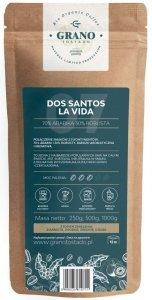 Kawa ziarnista Granotostado DOS SANTOS LA VIDA 250g