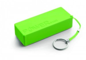 PowerBank EXTREME Quark XL XMP102G (5000mAh; microUSB; kolor zielony)