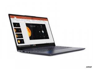 Lenovo Yoga Slim 7-14ARE Ryzen 5 4500U 14 FHD IPS 16GB DDR4 SDD 512GB PCIe Radeon RX Vega 6 Windows 10 Home 82A2006XPB Slate Grey