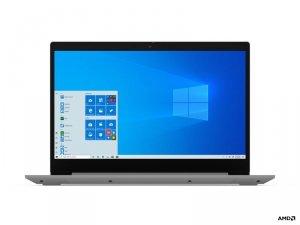 Lenovo IdeaPad 3 15ADA05 AMD Ryzen 3 3250U 15.6 FHD TN 220nits Anti-glare 8GB DDR4-2400 256GB SSD M.2 2242 PCIe 3.0x2 NVMe AMD Radeon Graphics Windows 10 81W100SJPB Platinum Grey
