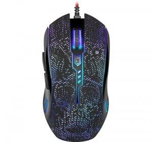 Mysz przewodowa DEFENDER OVERLORD GM-890 OPTIC 3200dpi 6P