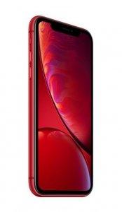 Apple iPhone XR 15,5 cm (6.1) Dual SIM iOS 14 4G 64 GB Czerwony