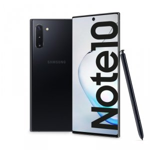 Smartfon Samsung Galaxy Note 10 256GB Black (6,3; Dynamic Super AMOLED; 2280x1080; 8GB; 3500mAh)