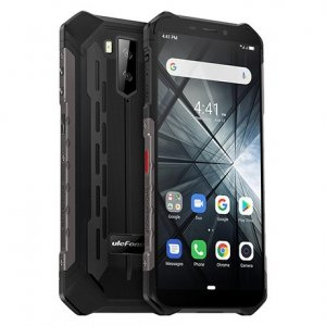 Ulefone Armor X3 14 cm (5.5) 2 GB 32 GB Dual SIM Czarny 5000 mAh
