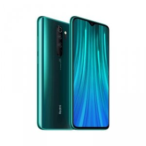 Smartfon Xiaomi Redmi Note 8 Pro 64GB Green (6,53; IPS; 2340x1080; 6GB; 4500mAh)