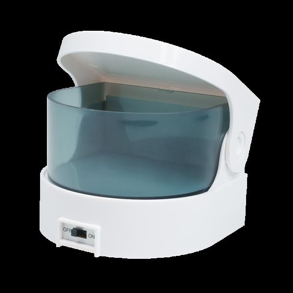 Ultrasoniczna myjka do protez i aparatów ortodontycznych