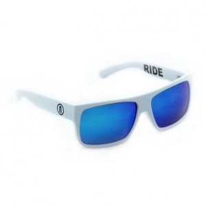 Okulary  Neon Ride (white/dark blue)