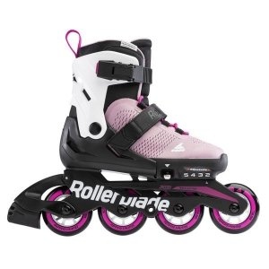 Rolki Rollerblade Microblade G (pink/white) 2021