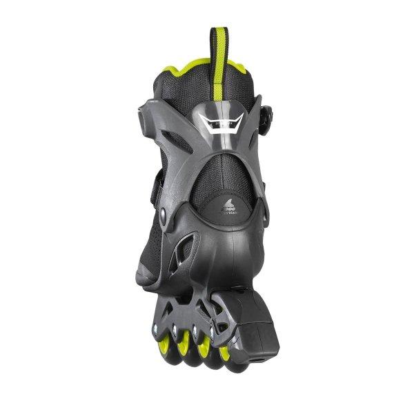 Rolki Rollerblade Zetrablade Elite (black / lime) 2021