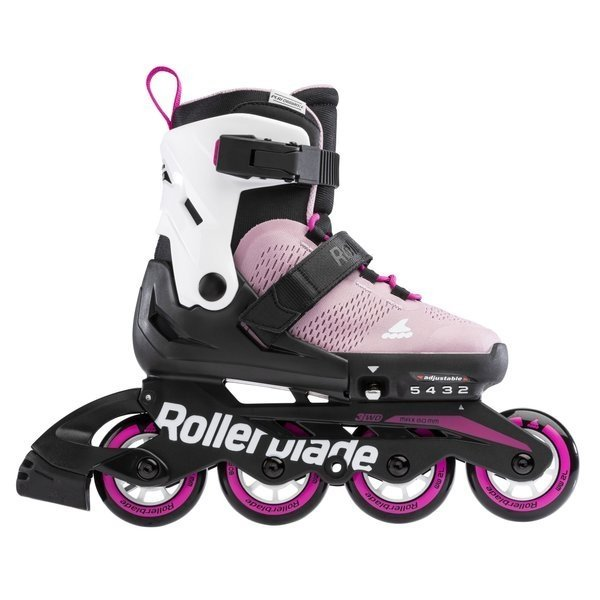 Rolki Rollerblade Microblade G (pink/white) 2021