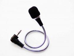 Mikrofon SKYPE GG VOIP jack 15cm laptop