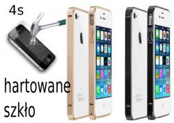 Ramka Bumper case do iPhone 4, 4s ALU czarna
