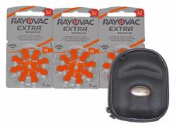 3x8 baterie do aparatów słuchowych Rayovac Extra Advanced 13 MF